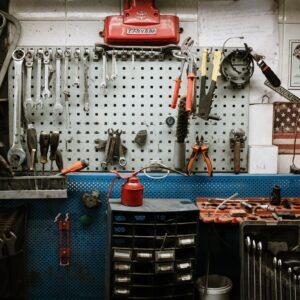 Mathieu Huisman voorbeeld garage